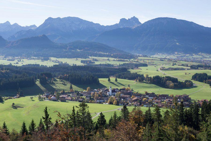 Pfronten im Allgäu ist nicht nur im Winter einen Besuch wert. Weitere Informationen unter www.wiraufreise.de