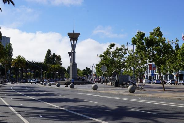 San Francisco Sehenswürdigkeiten mit Kind. Weitere Informationen unter www.wiraufreise.de