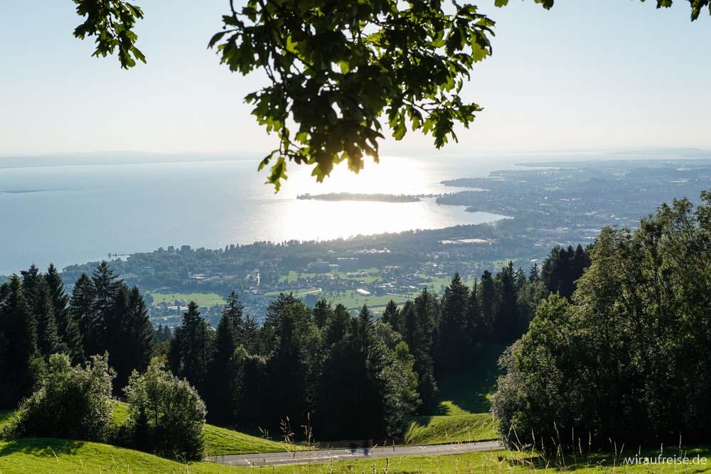 Familienausflug zum Skywalk Allgäu nach Scheidegg