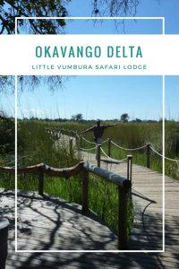 Aufregende Safaris im Little Vumbura Camp im Okavango Delta. Weitere Informationen unter www.wiraufreise.de