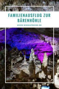 Traumland Bärenhöhle auf der Schwäbischen Alb. Weitere Informationen unter www.wiraufreise.de