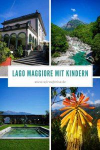 Urlaub am Lago Maggiore – Ausflugsziele mit Kindern. Weitere Informationen unter www.wiraufreise.de