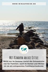 Mit Kindern an die Ostsee