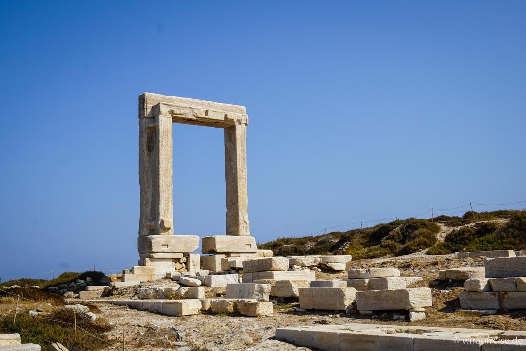 Naxos – Die Perle der Kykladen mit Kindern entdecken