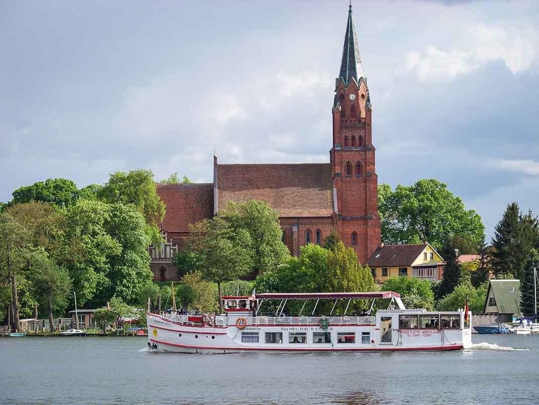 Ausflugstipps mit Kindern im Osten Deutschlands. Weitere Informationen unter www.wiraufreise.de