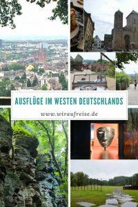 Kinderausflugsziele im Westen Deutschlands - Roundup Teil 3. Weitere Informationen unter wiraufreise.de