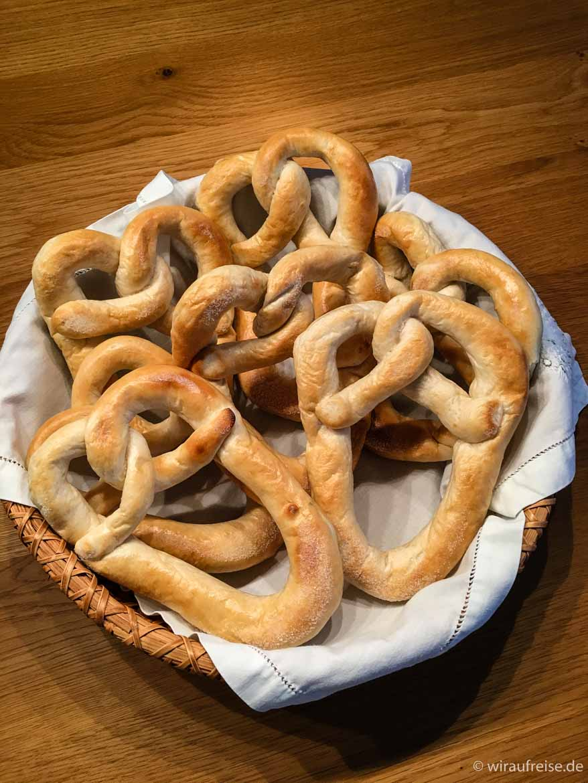 Traditionelle Fastenbrezeln vom Bäcker Häring - Heimatliebe Biberach an der Riß