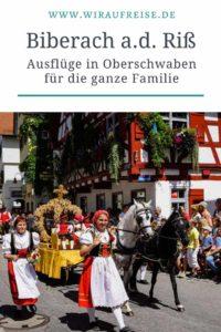 Biberacher Schützenfest - ein Pin zum Merken auf Pinterest. Weitere Informationen unter www.wiraufreise.de