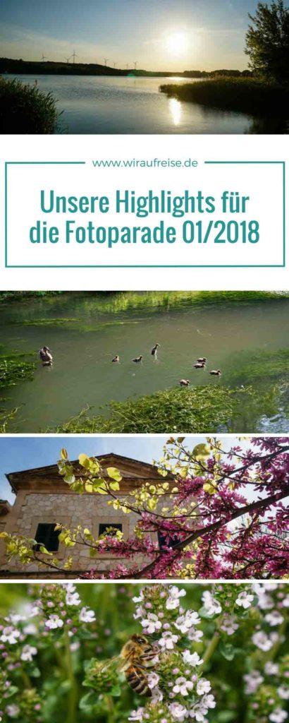 Unsere schönsten Bilder aus dem ersten Halbjahr 2018. Weitere Informationen unter www.wiraufreise.de