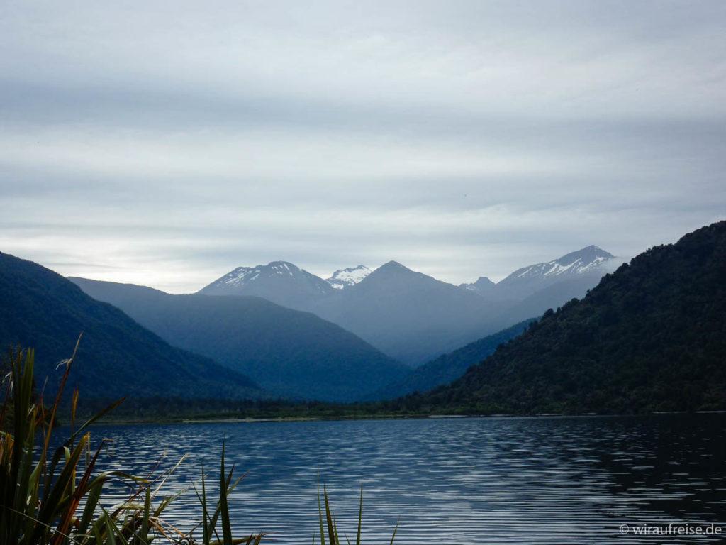 Lake Moeraki Neuseeland Südinsel