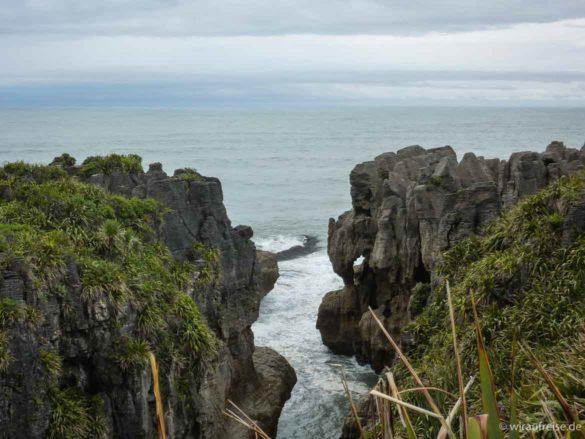 Neuseeland, Punakaiki, Pancake-Rocks