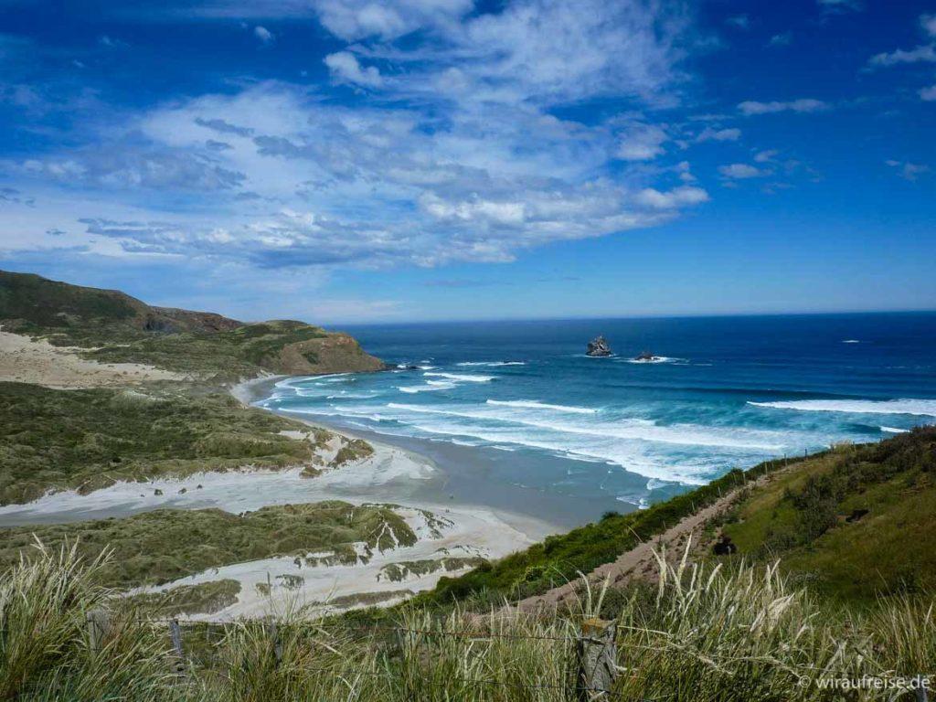 Sandfly Bay Otago Peninsula Portobello Neuseeland