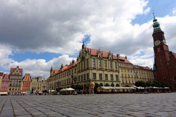 Innenstadt Breslau