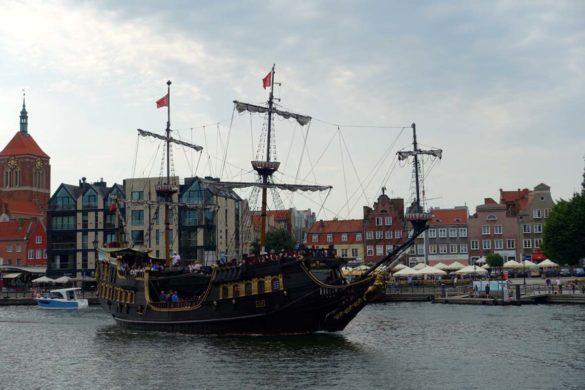 Stadthafen Danzig