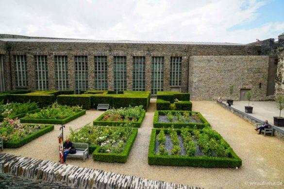 Galerie der Apokalypse Schloss Anger