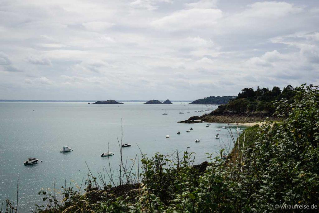 Aussichtspunkt Côte d'Emeraude