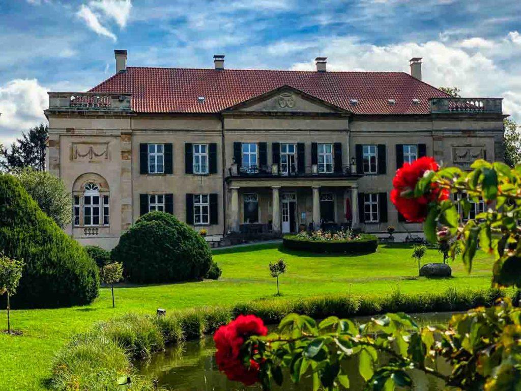Herrenhaus im Münsterland